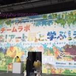 東京お台場チームラボ展、少しでも快適に鑑賞したい!【混雑・チケット引き換え・駐車場・子連れお昼ごはんなど詳しく】