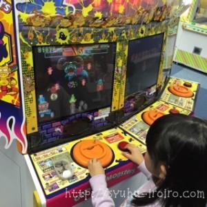 キッズリゾート海老名ゲーム