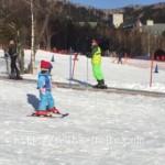 幼児のスキーデビュー。トマムのスクールが子供目線のサービスで良かったよ。