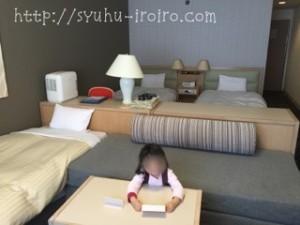 ホテルタングラム客室