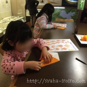 ナウマンゾウの折り紙