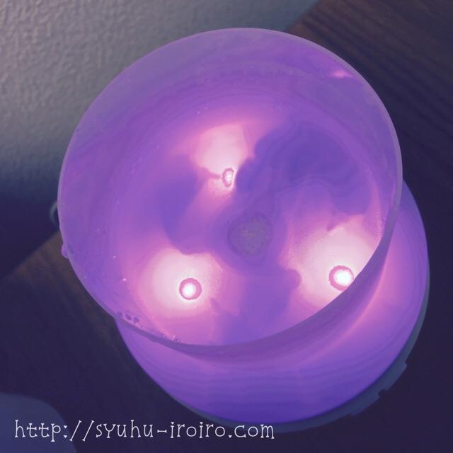 LEDライトアロマ
