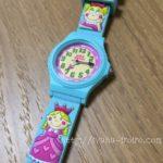1年生、子供用腕時計で門限守れたよ。フランス製「ベビーウォッチ」口コミ