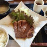 ロックベイガーデンでお昼ごはん。近江牛が美味しいし、動物さんもいる。