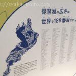 琵琶湖博物館は水族館と博物館の両方楽しめて楽しかった。