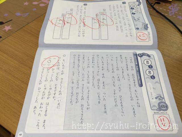 Z会夏休み小1