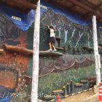 長野市北部の子連れ遊び場はチビッ子忍者村で決まり!アスレチックが楽しいよ