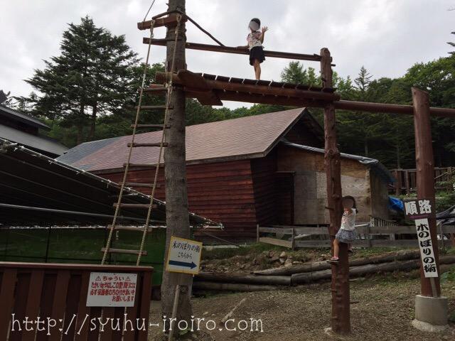 木登りの術