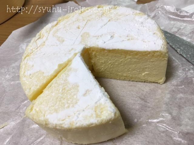美味しいチーズケーキ
