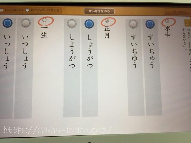 漢検10級1年生レベル