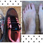 足幅が狭い人(ワイズB,D)のランニングシューズ探しとフィッティング。Bの私が試しました。