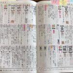 低学年から使える漢字辞典はオールカラー、書き順、学年別索引など多機能でオススメ。