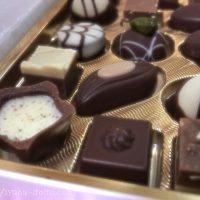 美味しいスイスのチョコ