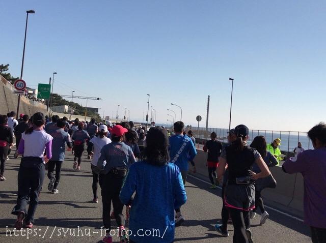 湘南マラソン2キロ